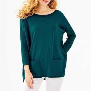 Lilly Pulitzer COBO BOATNECK SWEATER